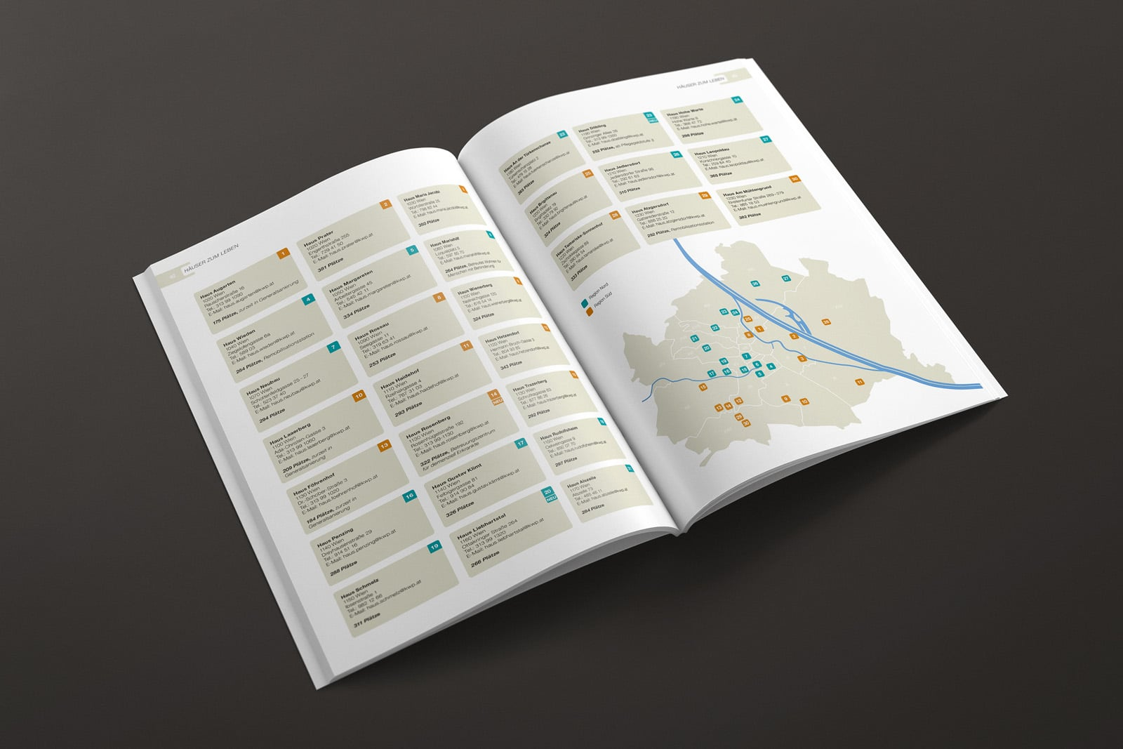 KWP Geschäftsbericht 2014