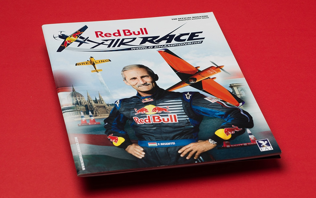 Magazin Red Bull Air Race