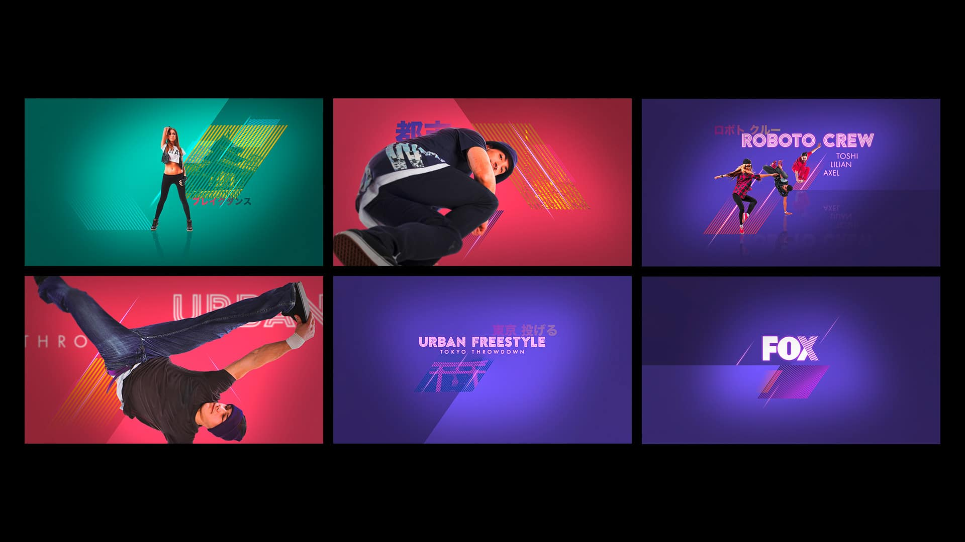 Urban Freestyle Design Board