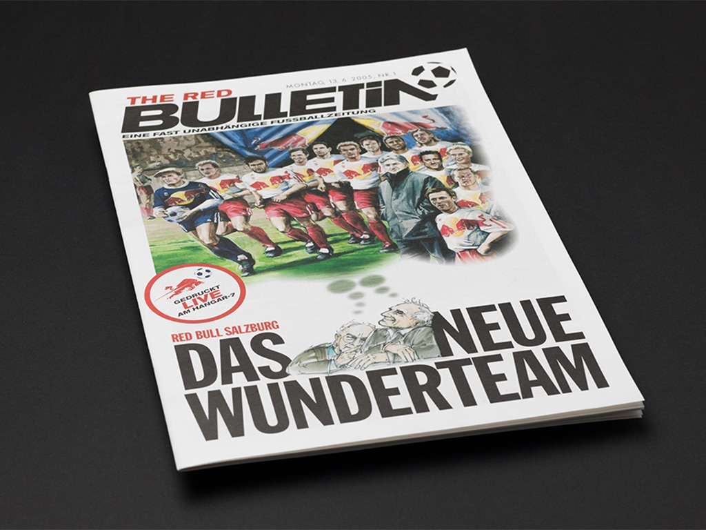 Red Bulletin Salzburg Edition