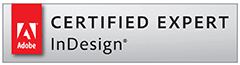InDesign Certified Expert