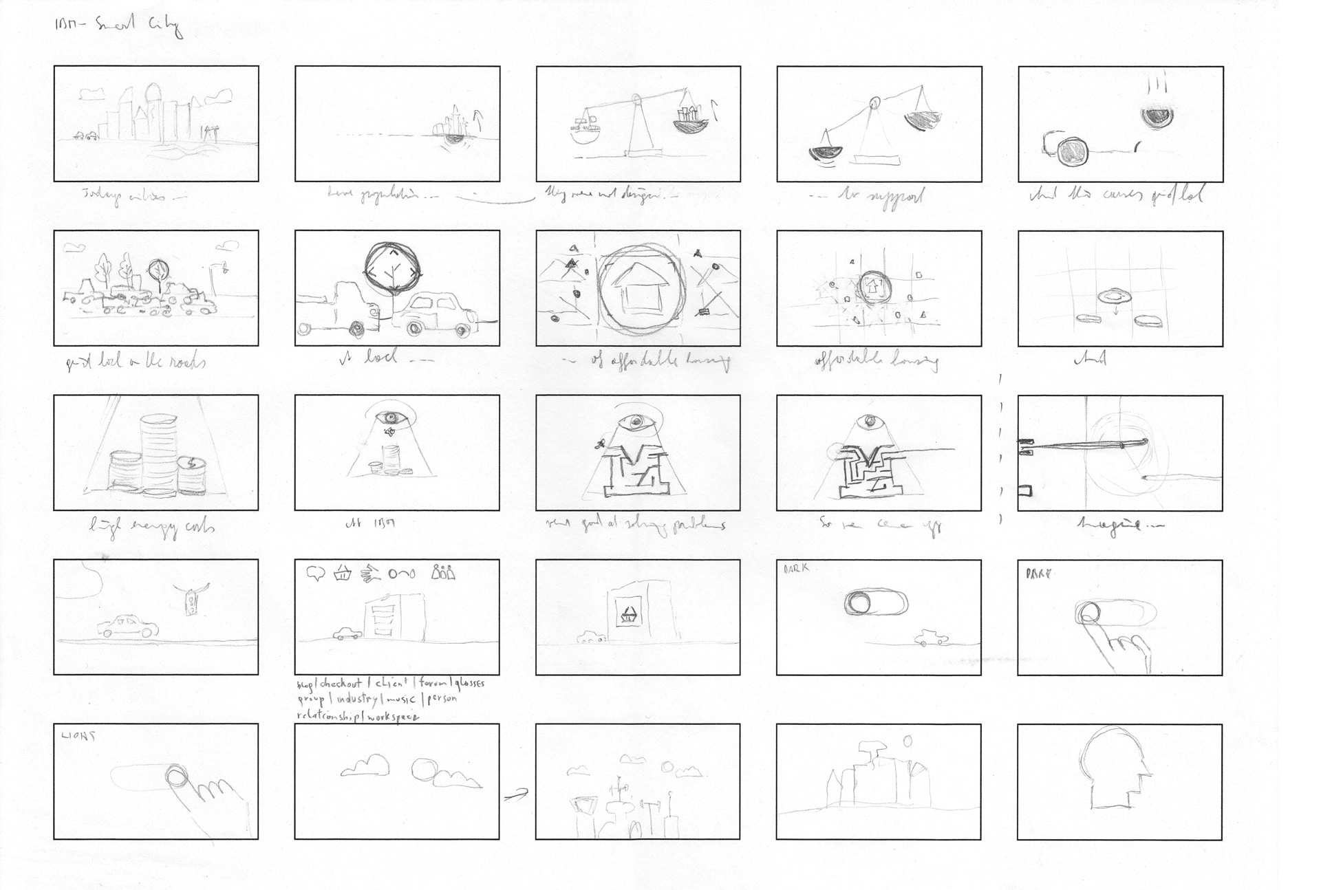 IBM Storyboard