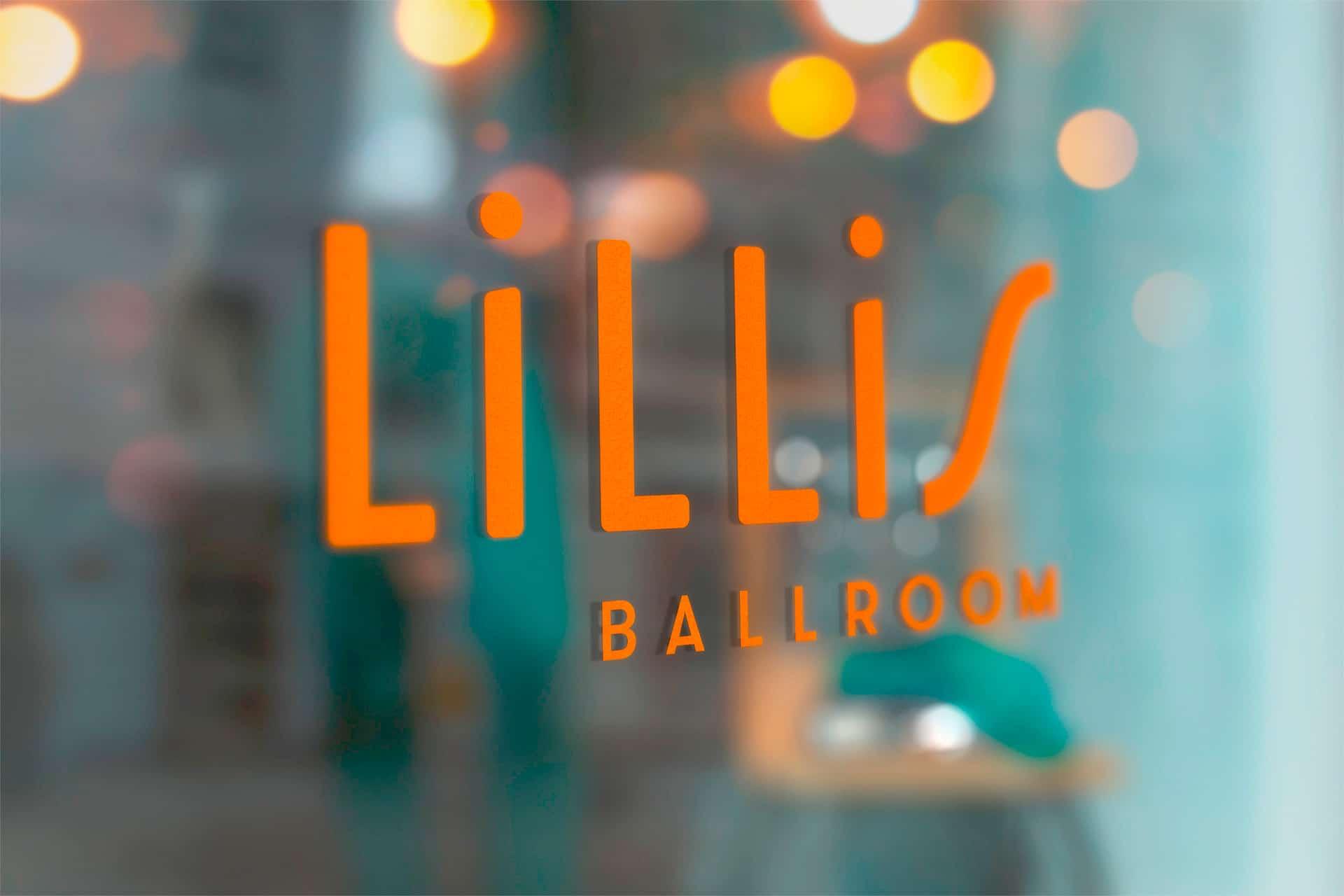 Logo Lillis Ballroom