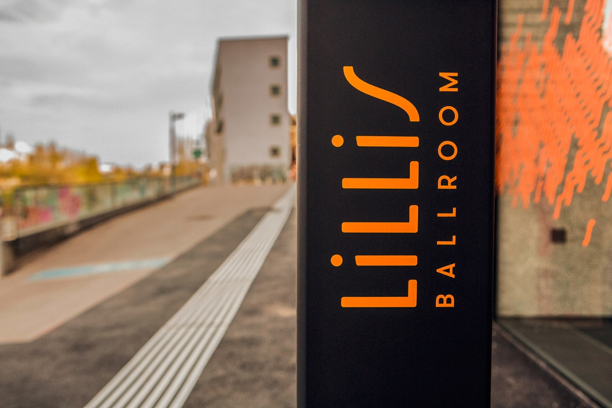 Türöffner Lillis Ballroom