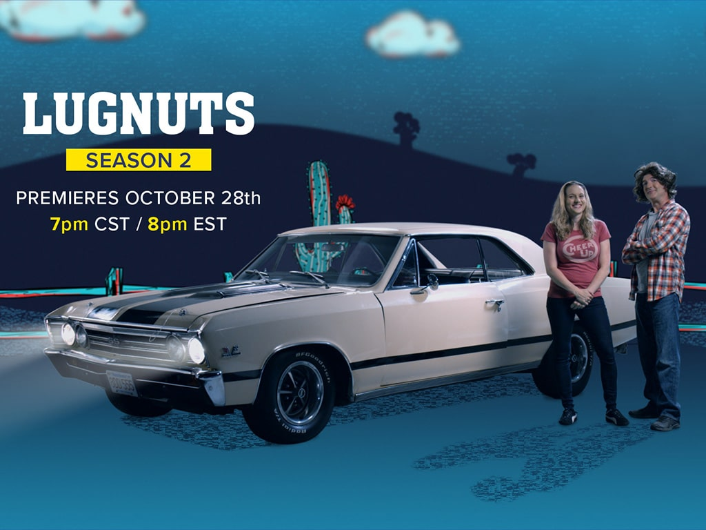 TV-Trailer »The Lugnuts«