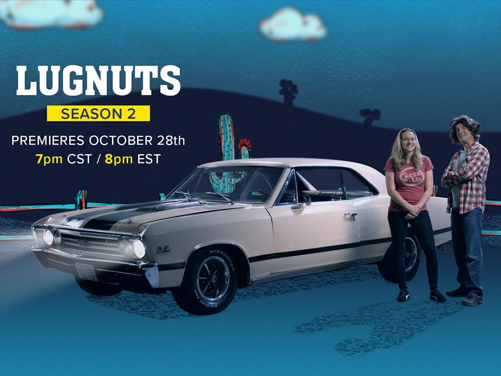 TV-Trailer »The Lugnuts« - Duplicate